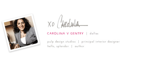 Signature New - Carolina