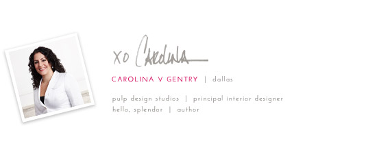 Interior Designers Dallas, Modern Interior Designers, Carolina V. Gentry