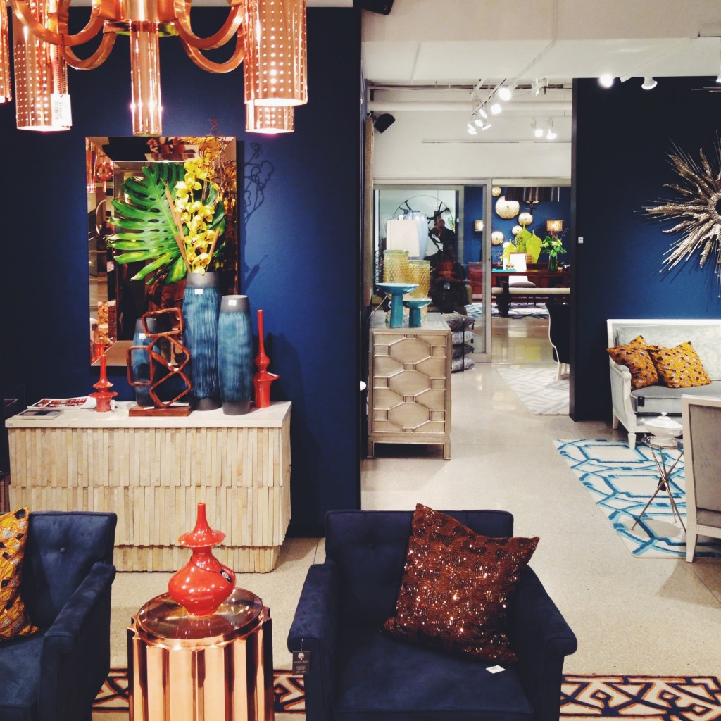 Showroom Tour Global Views & Studio A at High Point   Pulp Design ...
