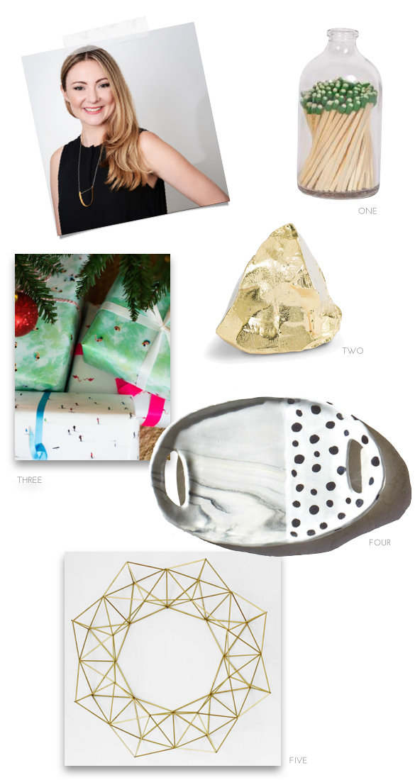 Top 5 Must Haves - Dec 14 - Beth