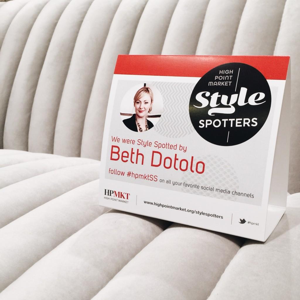 Beth Dotolo Style Spotter