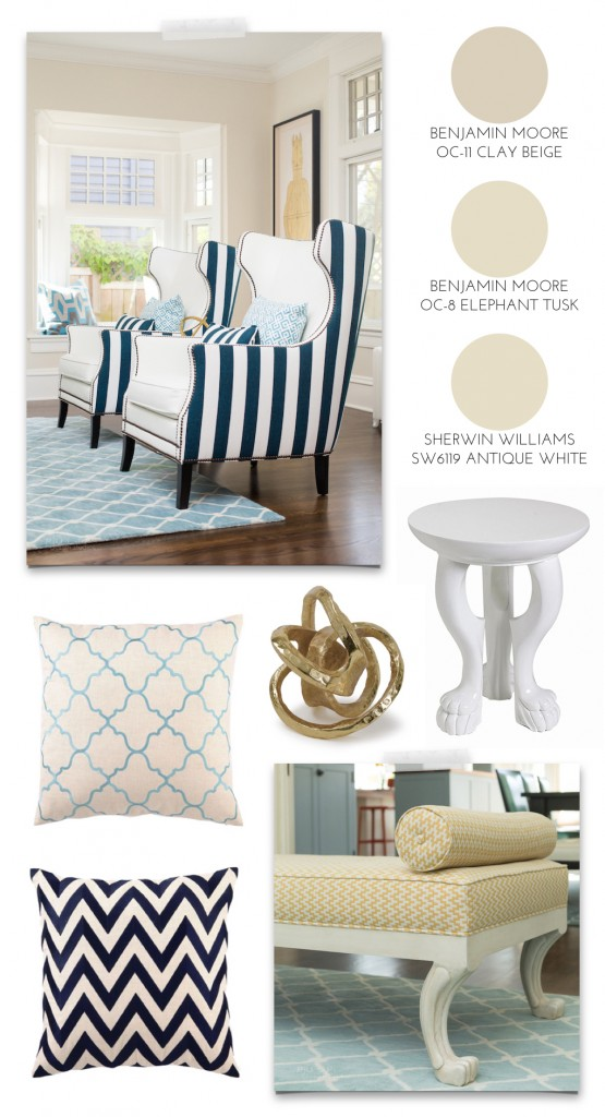 Shop the Look - Queen Anne Craftsman