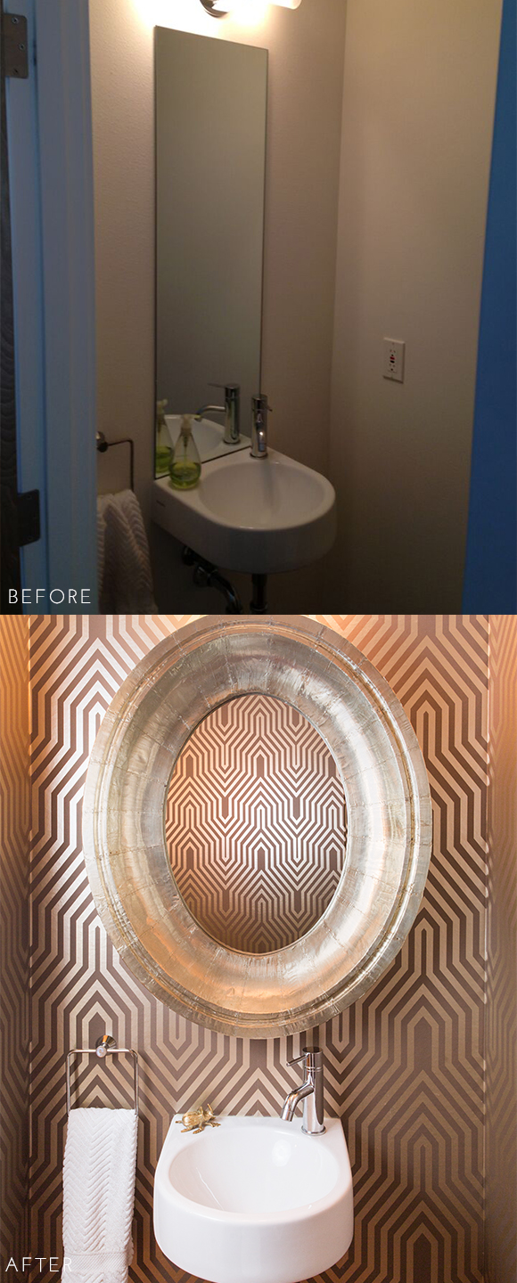 Before and After - Bathroom