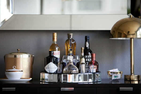 Building The Perfect Home Bar Glware Tools